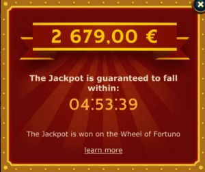 Jackpot Count Down