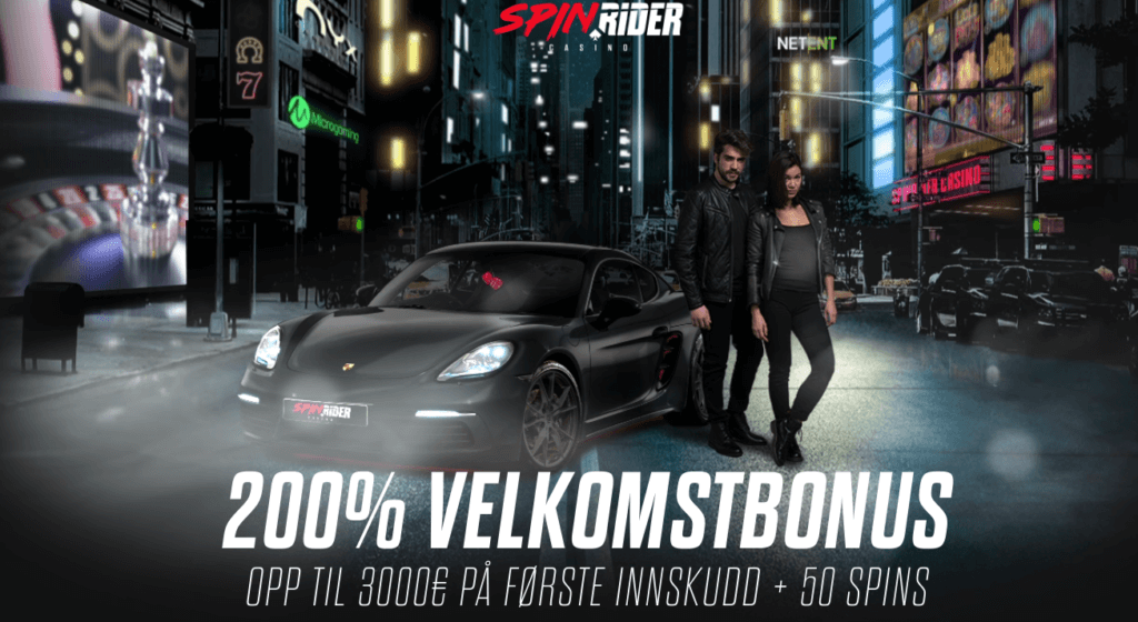 SpinRider casinoanmeldelse