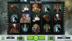 blood suckers beste spilleautomater på nett